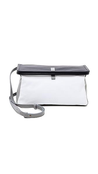 MM6 Maison Martin Margiela Leather Shoulder Bag