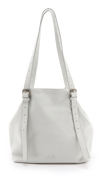 MM6 Maison Martin Margiela Leather Tote