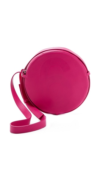 MM6 Maison Martin Margiela Small Circle Clutch