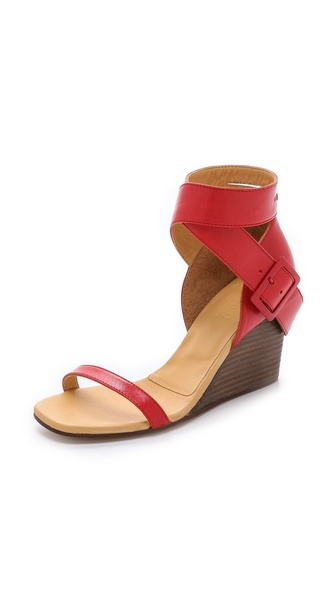 MM6 Maison Martin Margiela Wedge Sandals