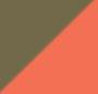 Green/Spitz Orange