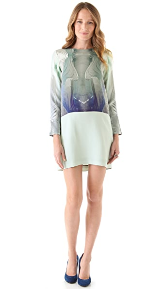 Michael Angel Onyx Shift Dress