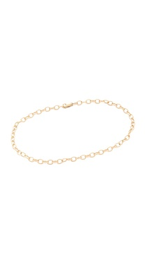 Mara Carrizo Scalise Link Chain Anklet