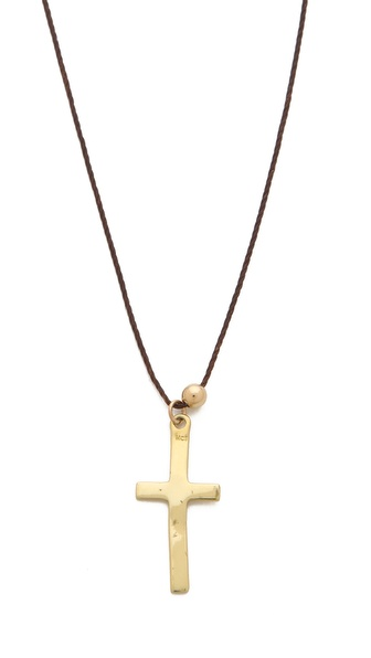 Mara Carrizo Scalise Cruz Necklace