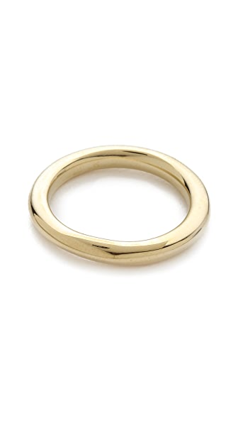 Mara Carrizo Scalise Round Band Ring