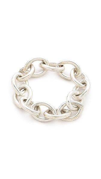 Mara Carrizo Scalise Chain Ring