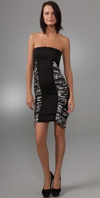 Mara Hoffman Spaghetti Strapless Dress