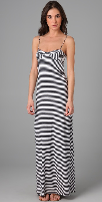 Mara Hoffman Bustier Long Dress