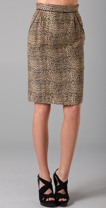 Mara Hoffman Pencil Skirt