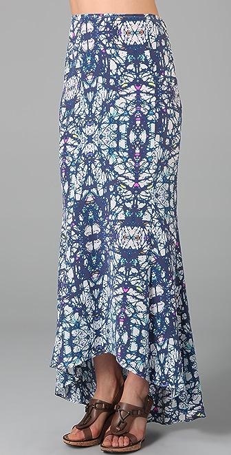 Mara Hoffman Fishtail Long Skirt