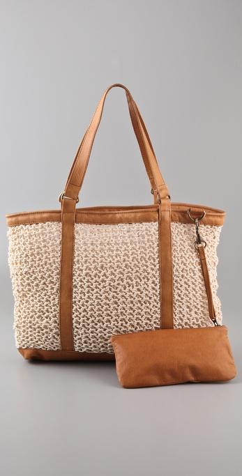 Mara Hoffman Rope Bag