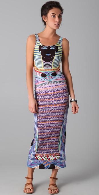 Mara Hoffman King Tut Maxi Dress
