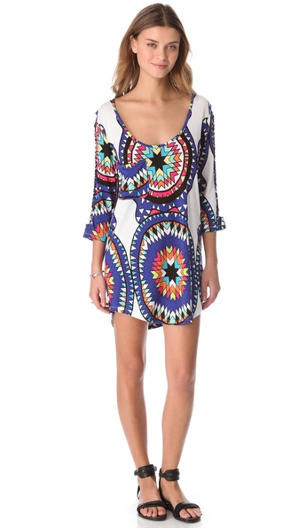 Mara Hoffman Pow Wow Easy Cover Up Dress