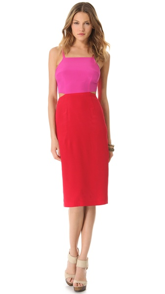 Mara Hoffman Cutout Midi Dress