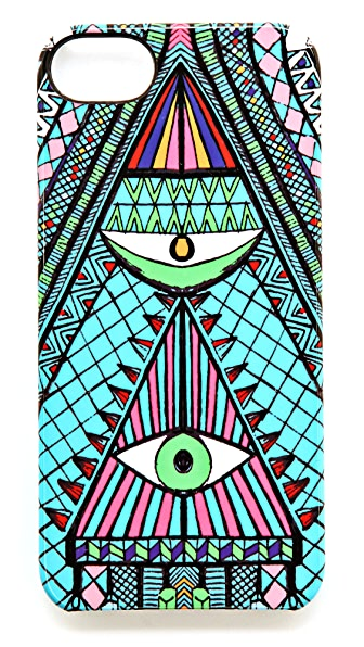 Mara Hoffman 3rd Eye iPhone 5 Case