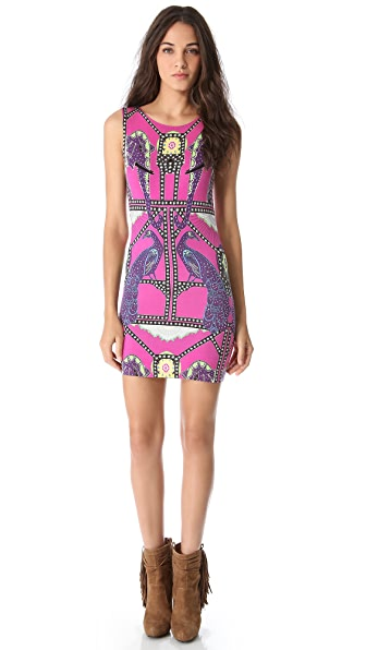 Mara Hoffman Fitted Mini Dress