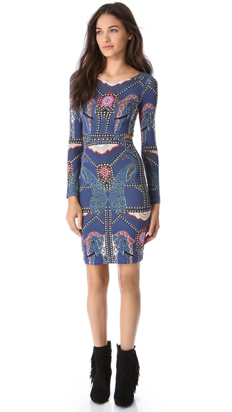 Mara Hoffman Side Cutout Dress