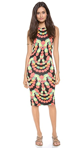 Mara Hoffman Garlands Cover Up Dress