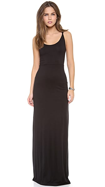 Mara Hoffman Macrame Maxi Dress