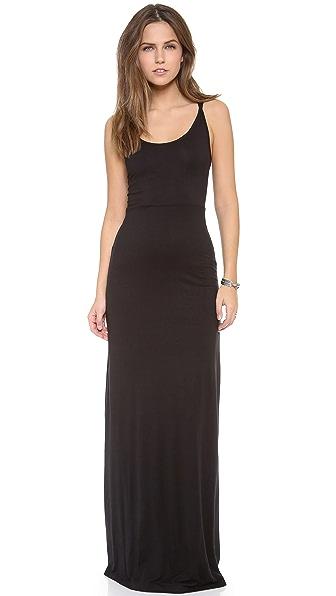 Mara Hoffman Macrame Maxi Dress