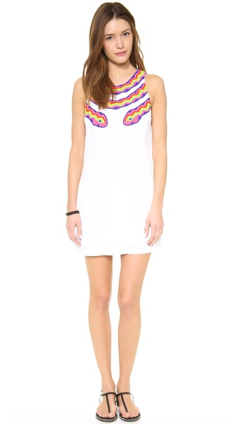 Mara Hoffman Snake Shift Dress