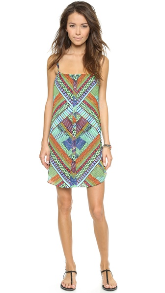 Mara Hoffman Short Easy Dress