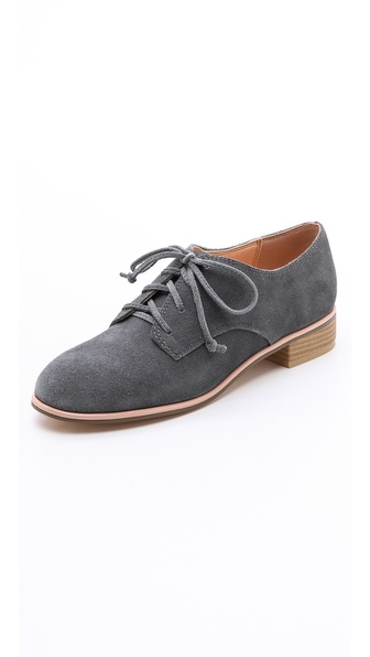 Marais USA Gentleman's Suede Oxfords