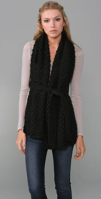 Marc by Marc Jacobs Sondra Sweater Cape / Scarf