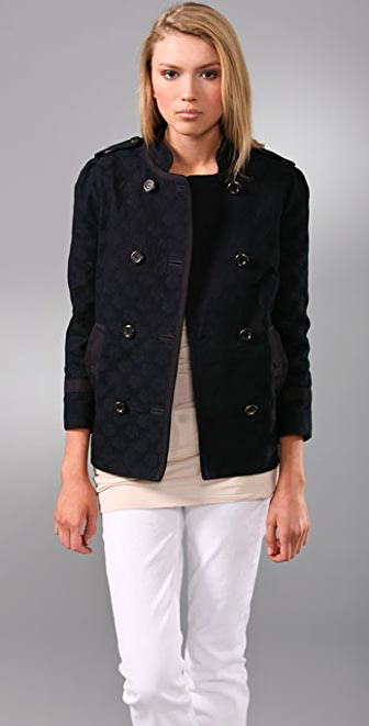 Marc by Marc Jacobs Rosemary Jacquard Jacket