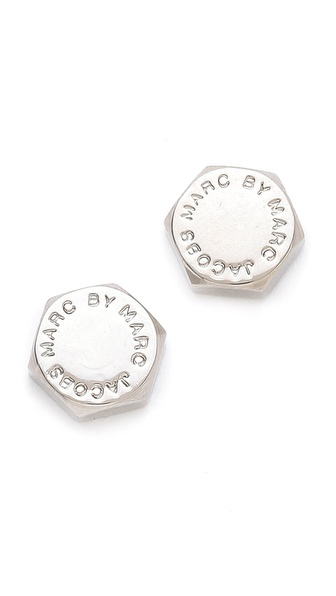 Marc by Marc Jacobs Bolt Stud Earrings
