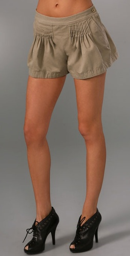 Marc by Marc Jacobs Twill Shorts