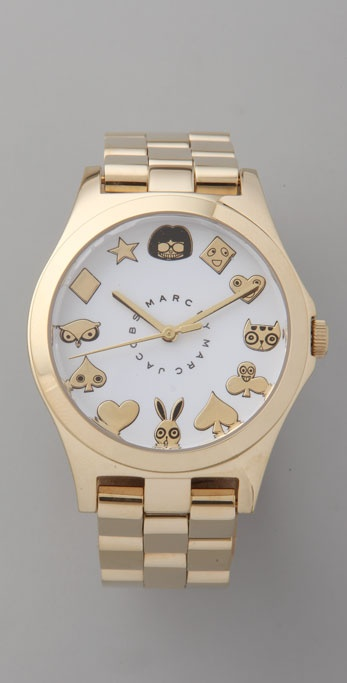 Marc by Marc Jacobs Henry Icon Watch
