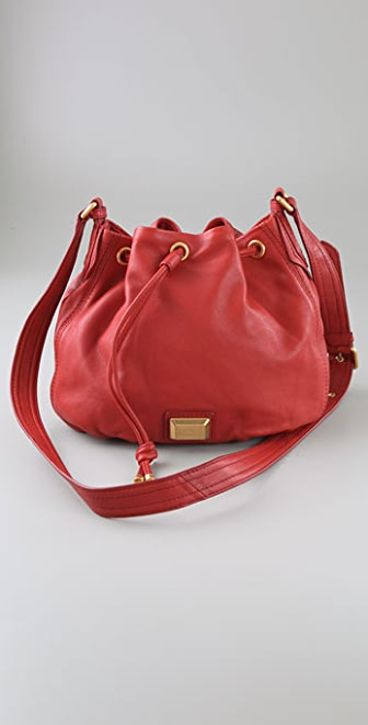 Marc by Marc Jacobs Q-49 Lil Mia Drawstring Bag