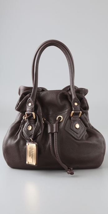 Marc by Marc Jacobs Classic Q Petite Drawstringy Bag