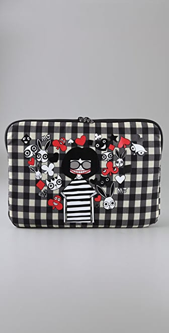 Marc by Marc Jacobs Miss Marc Medium Computer Sleeve