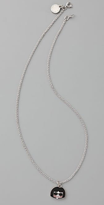 Marc by Marc Jacobs Miss Marc Pendant Necklace