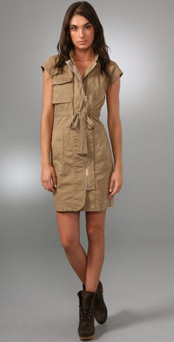 Marc by Marc Jacobs Uniform Cotton Dress
