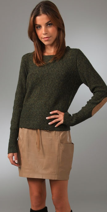 Marc by Marc Jacobs Ingrid Tweed Sweater