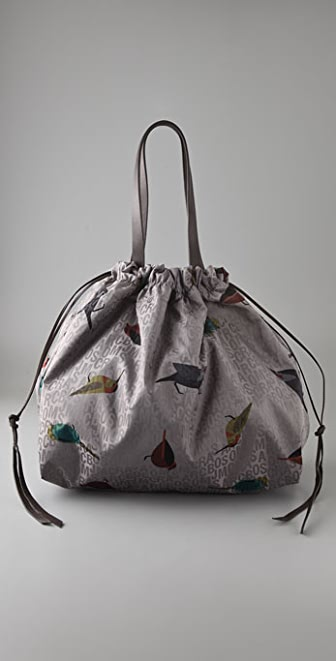 Marc by Marc Jacobs Jumbled Birds Tote