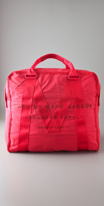 Marc by Marc Jacobs New Standard Supply Aviator Tote