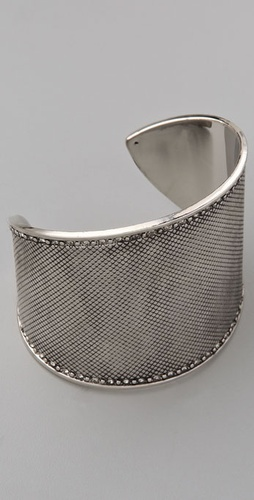 Marc by Marc Jacobs Flight Marquis Leaf Cuff