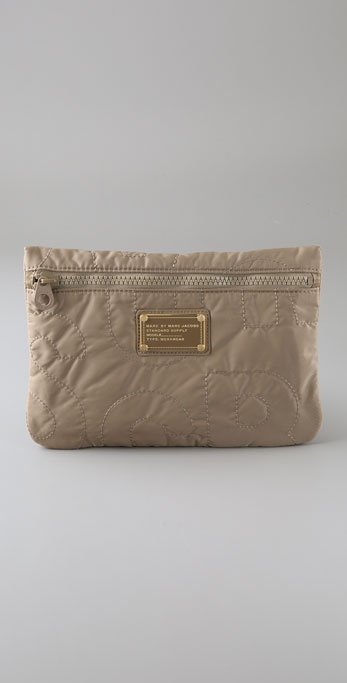 Marc by Marc Jacobs Pretty Nylon Solid Pouch