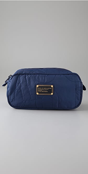 Marc by Marc Jacobs Pretty Nylon Long Cosmetic Bag