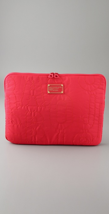 Marc by Marc Jacobs Pretty Nylon Medium Computer Sleeve