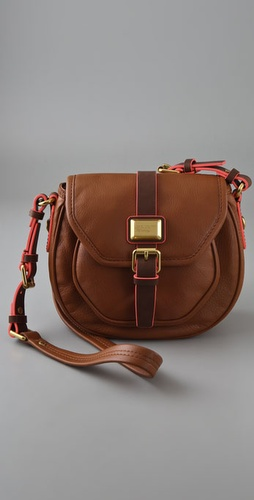Marc by Marc Jacobs Saddlery Cadet Bag