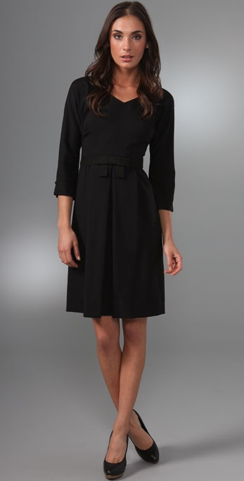 Marc by Marc Jacobs Wool Oxford Dress