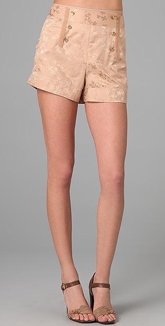 Marc by Marc Jacobs Inez Jacquard Shorts