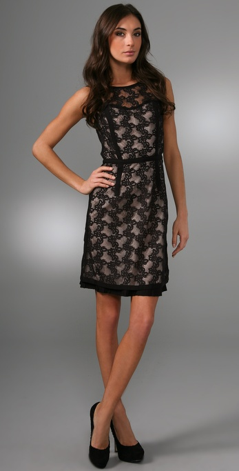 Marc by Marc Jacobs Abigail Lace Dress