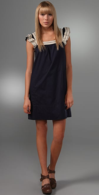 Marc by Marc Jacobs Anne Shirting Dress