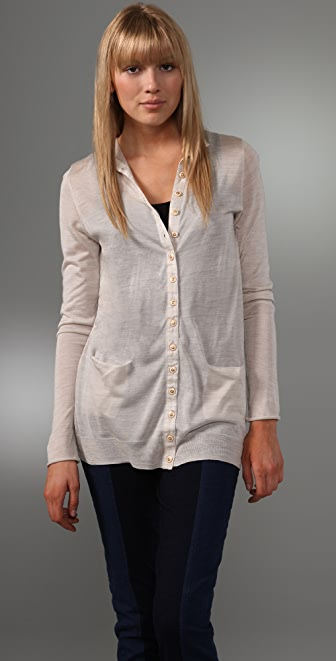 Marc by Marc Jacobs Uriel Cardigan Sweater
